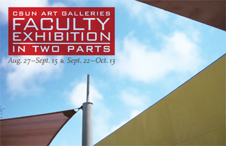 Faculty Exhibition, In Two Parts