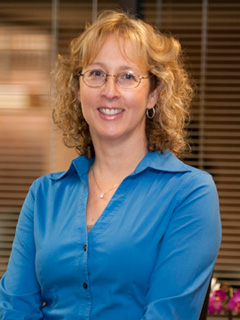 Portrait of Heidi Wolfbauer.