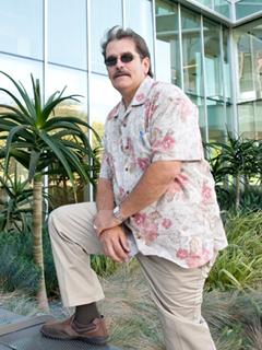 Portrait of Jim Logsdon.