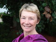 Portrait of Mary Schaffer.