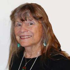 Portrait of Barbara Tabachnick