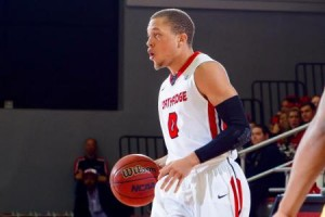 CSUN men's basketball guard Josh Greene excels both on the court and in the classroom.