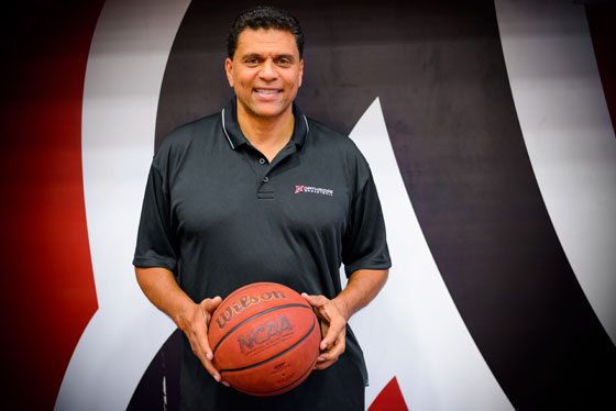Former NBA player and coach Reggie Theus will be the new CSUN men's basketball coach.