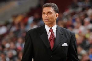 New CSUN men's basketball head coach, Reggie Theus.