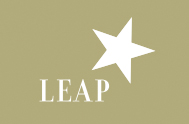 the LEAP program's logo